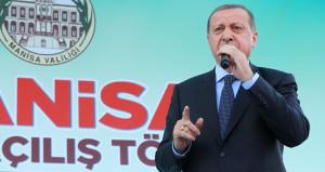 Erdoğan çok sinirlendi: Yalan konuşma! Doğru konuş