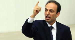 HDPde Osman Baydemire yeni görev