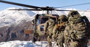 PKKnın kıstırılan üst düzey yöneticilerine büyük operasyon