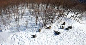 Asker, PKKlılarla karşılaşınca çatışma çıktı