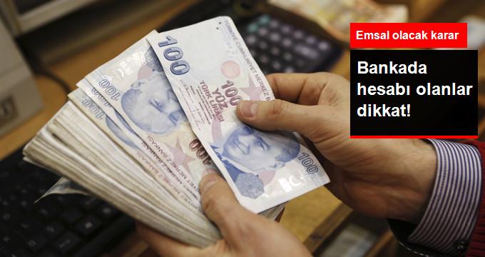 Kapatılan Banka Hesaplarına Dikkat! 5 Yıl Sonra Borç Geldi