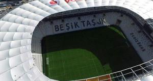 Beşiktaşta kriz var! Vodafone Arenayı kapattılar