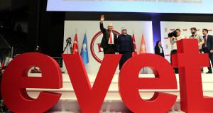 Başbakan sahaya indi: Fatih'e, Mustafa Kemal'e de 'Hayır' dediler