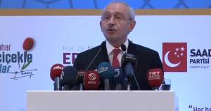 Kılıçdaroğlu'ndan Erbakan için övgü dolu sözler