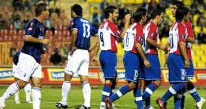 Avrupada Atletico Madridle karşılaşan Türk takımı, 3. Lige düştü