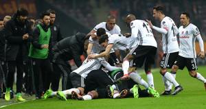 Beşiktaş işi Arenada bitirdi