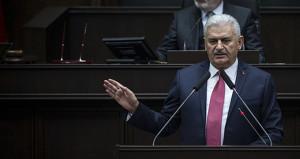 Başbakandan Kürdistan bayrağı eleştirilerine cevap!
