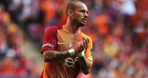 Cimbomun eski yıldızı Sneijderi sildi: Hemen yollayın