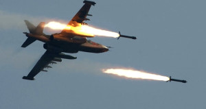 Rus jetleri Suriyede bu kez 'yanlışlıkla' ABDnin birliklerini vurdu