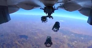 Rus jetleri Suriyede 'yanlışlıkla' PYDli teröristleri vurdu