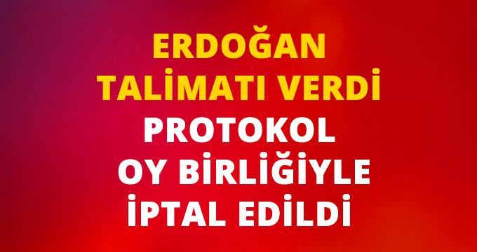 Erdoğan Talimatı Verdi, Rotterdam ile Kardeş Şehir Protokolü İptal Edildi