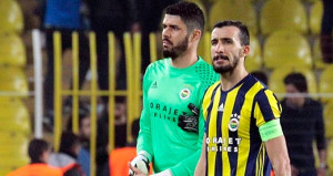 Fenerbahçe biletini kesti
