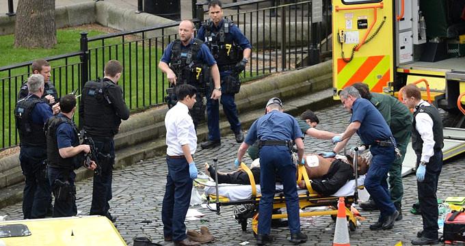 İşte Londra'yı kana bulayan saldırganın ilk görüntüleri