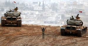 Almanya, Fırat Kalkanında Türkiyeyi sırtından vurdu