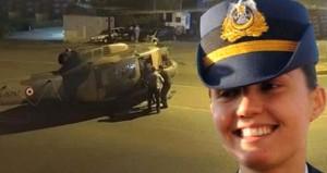 Darbeci savaş pilotundan pes dedirten savunma!