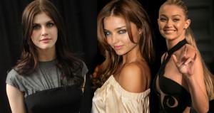 Dünyanın en güzel 100 kadını! Listede Türkiyeden 5 isim var