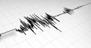 Erzurumda korkutan deprem!