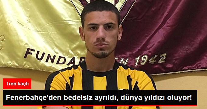 Fenerbahçeden bedelsiz ayrıldı, dünya yıldızı oluyor!