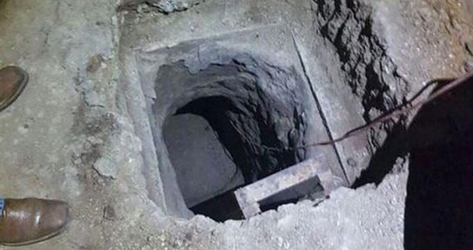 Metrelerce tünel kazıp arkalarına bile bakmadan kayıplara karıştılar