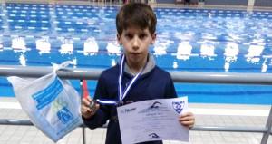 9 yaşında Yunanistana gitti, şampiyon olup döndü