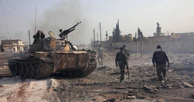 ABD ve YPG ilerlerken Esad'dan sürpriz hamle