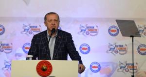 Erdoğandan ABye rest: Görüşmeleri bitirirseniz işimiz kolaylaşır