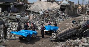 200 sivilin katli ile ilgili ABD'den itiraf