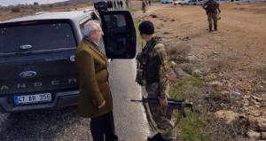 AK Partili vekilin geçişi sırasında büyük tehlike yaşandı