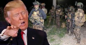 Terör örgütü YPG ABD askerleriyle Rakka'ya yaklaştı