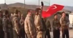 14 teröristi öldüren JÖH timi Mehterle karşılandı
