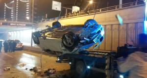 Başkentte feci kaza: 5 kişi hayatını kaybetti