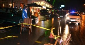 İstanbul'daki çay bahçesinde silahlar konuştu: 2 yaralı