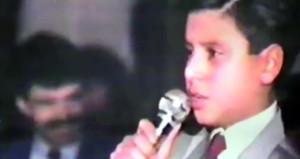 11 yaşındaki halini görenler ünlü türkücüyü tanıyamadı