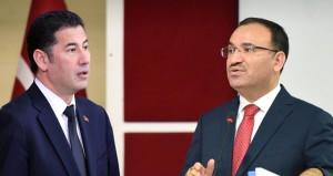 'Saldırı' suçlaması üzerine Bakan Bozdağ'dan suç duyurusu