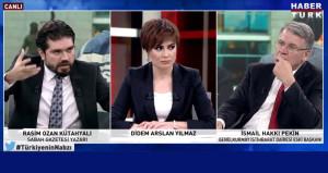 Kütahyalı: Adil Öksüz kesin olarak Türkiyede ve Marmara Bölgesinde