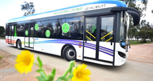 Türkiye'nin ilk tam elektrikli otobüsleri hizmete girdi