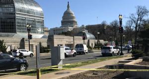 Washingtonda kongre binası çevresinde saldırı alarmı