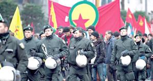 Almanyada alarm: PKK burada da eylem yapabilir
