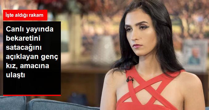 18 Yaşındaki Rumen Kız Bekaretini 9 Milyon TLye Sattı
