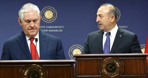Çavuşoğlu ABD'yi eleştirdi, mevkidaşının yüzü asıldı