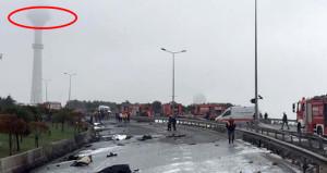 İstanbulda faciaya neden olan kule hayalet çıktı
