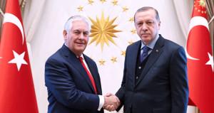 Kritik görüşmede Erdoğandan ABDli Bakana YPG uyarısı