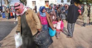 Mehmetçik bölgeyi temizledi, Suriyeliler geri dönecek