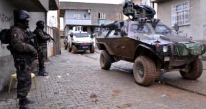 PKK operasyonunda çatışma çıktı!