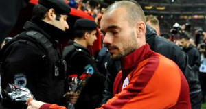 Ve Sneijder için yolun sonu