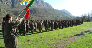 PKK'nın üst düzey 50 sorumlusu silah bıraktı