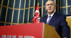 MHP'liler 'hayır' verdi yorumlarına esti gürledi: Bre kemiksiz!