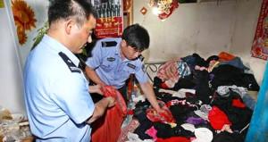 10 yılda çaldığı 5 bin kullanılmış kadın iç çamaşırıyla yakalandı
