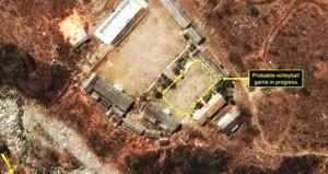 Kuzey Koreyi uydudan izleyen ABD şaşkına döndü
