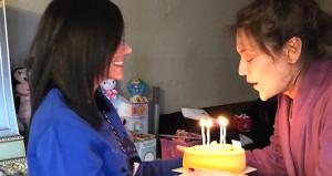 Demet'e doğum gününde büyük sürpriz